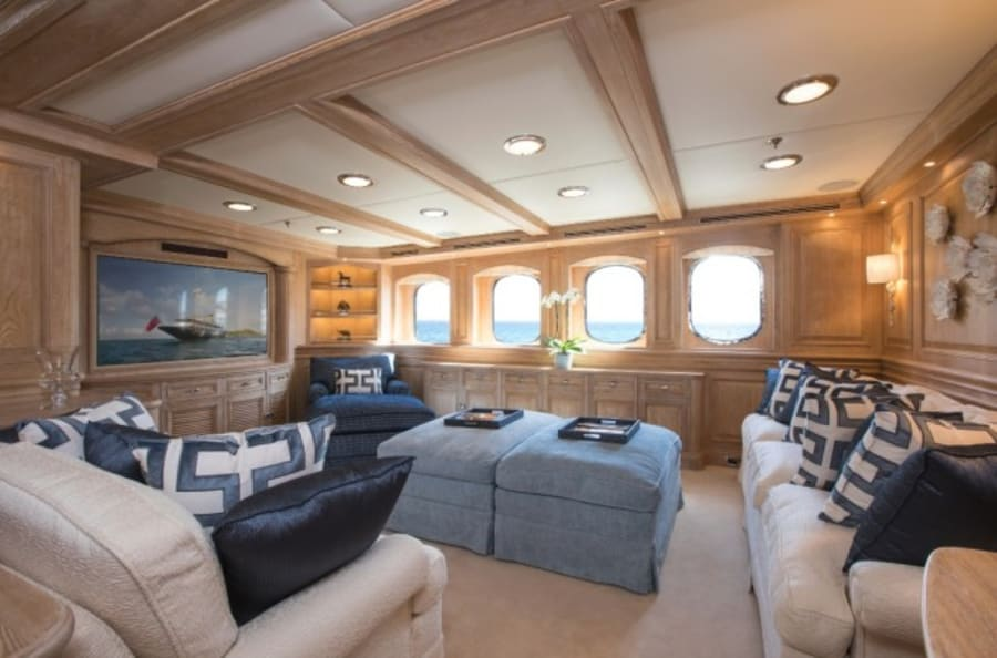 Моторная яхта Nero Yacht #20