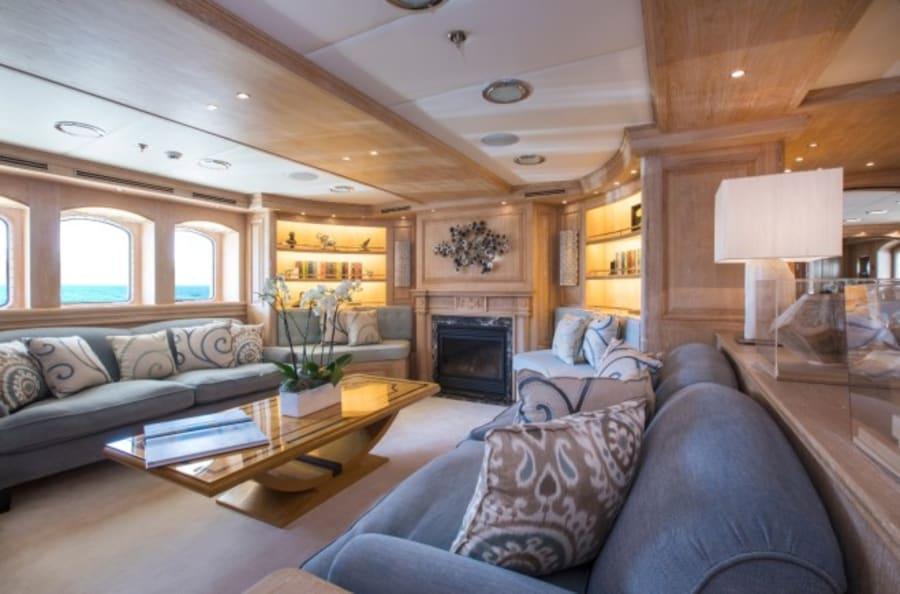 Моторная яхта Nero Yacht #21