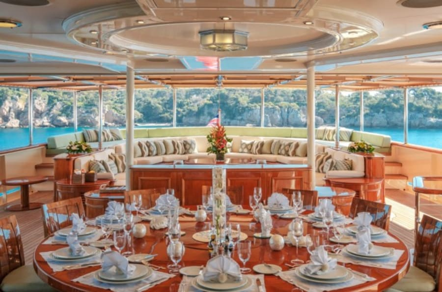 Моторная яхта Nero Yacht #36