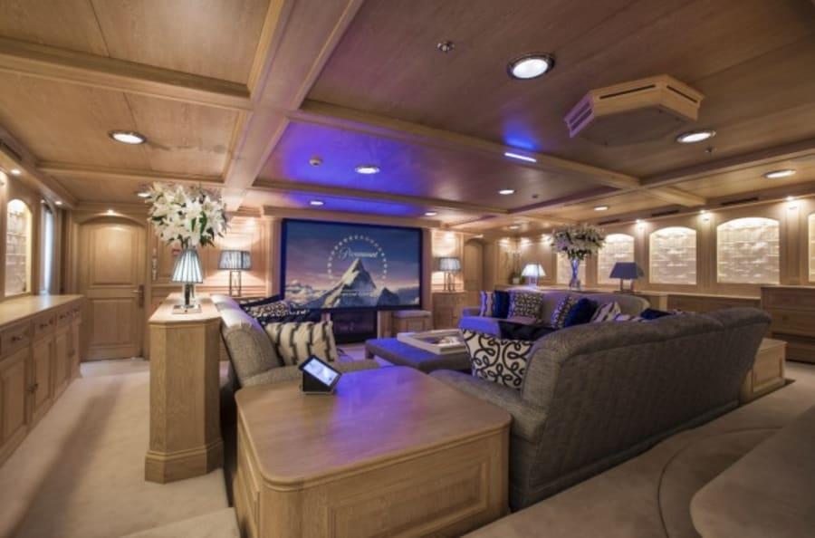Моторная яхта Nero Yacht #56