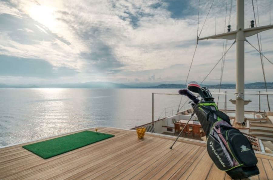 Моторная яхта Nero Yacht #59