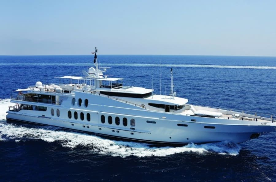 Моторная яхта OCEANA Yacht #1
