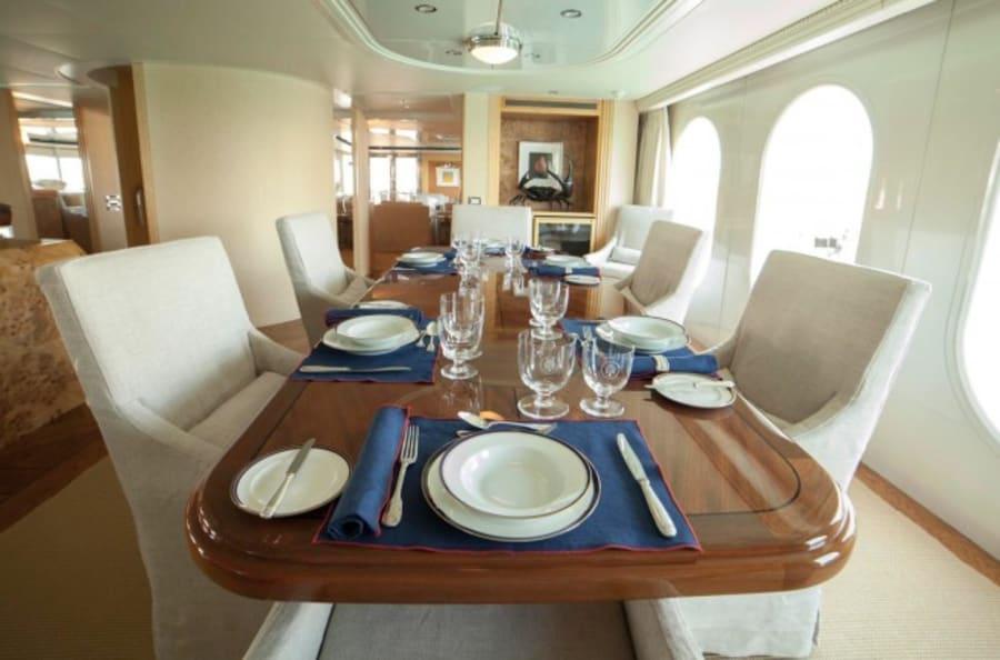Моторная яхта OCEANA Yacht #8