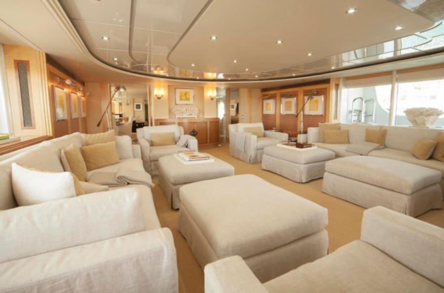 Моторная яхта OCEANA Yacht #9