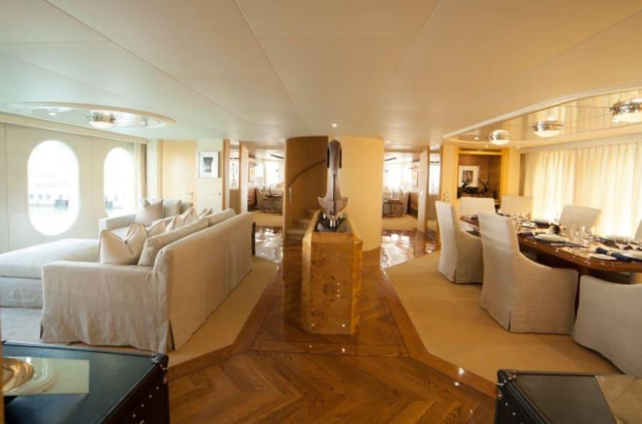 Моторная яхта OCEANA Yacht #4
