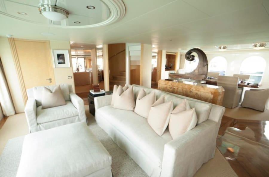 Моторная яхта OCEANA Yacht #6