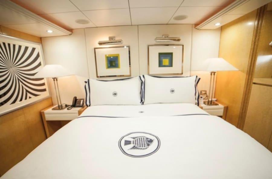 Моторная яхта OCEANA Yacht #13