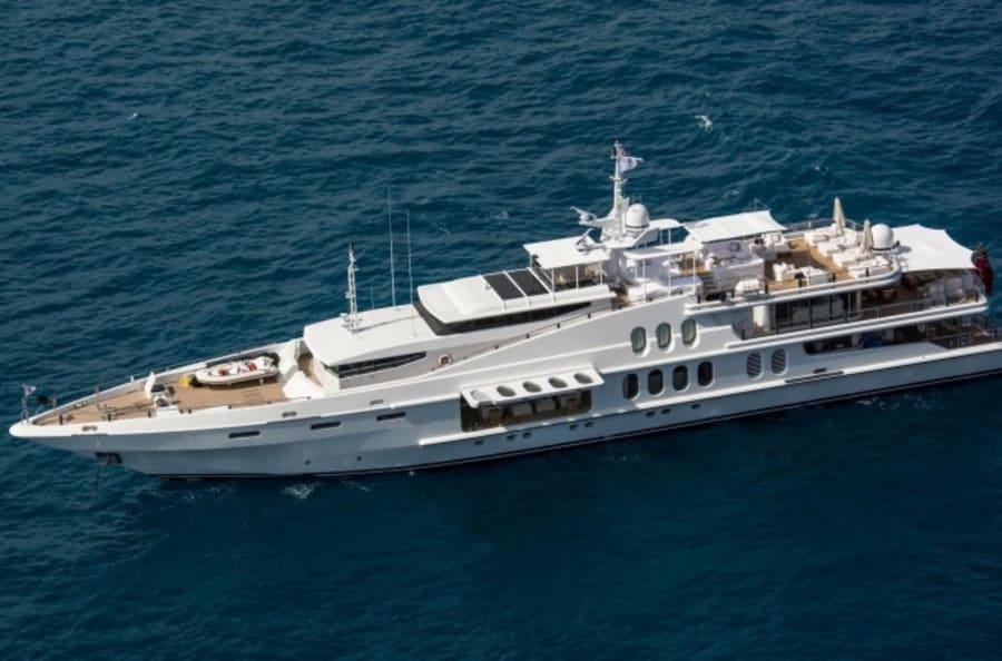 Моторная яхта OCEANA Yacht #2