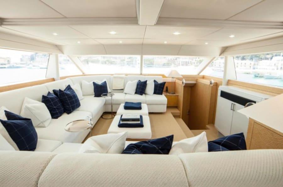 Моторная яхта OCEANA Yacht #16