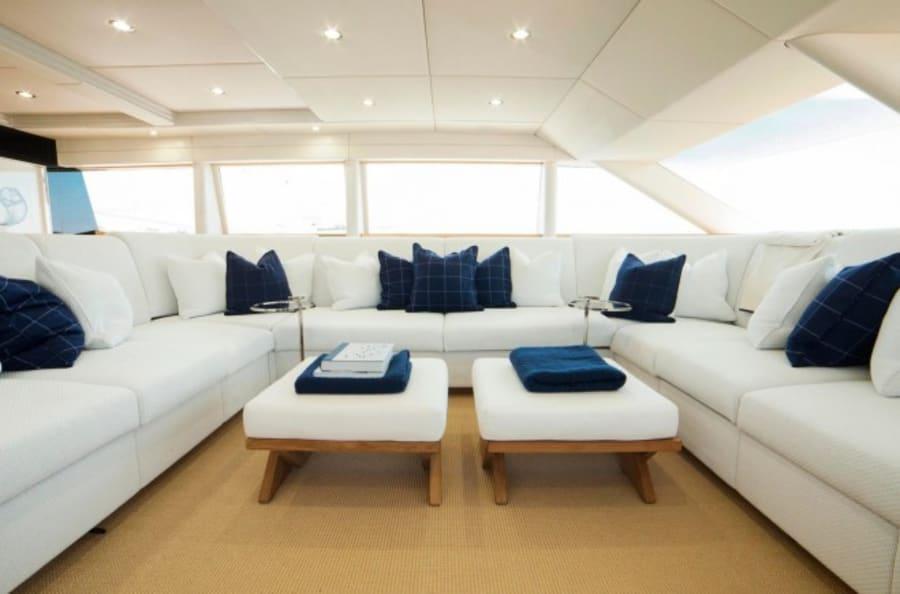 Моторная яхта OCEANA Yacht #18