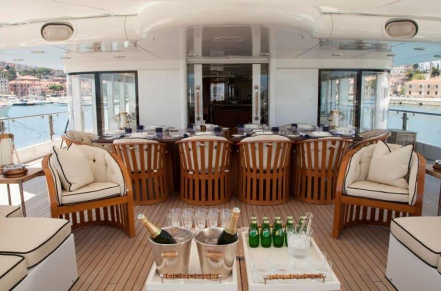 Моторная яхта OCEANA Yacht #20