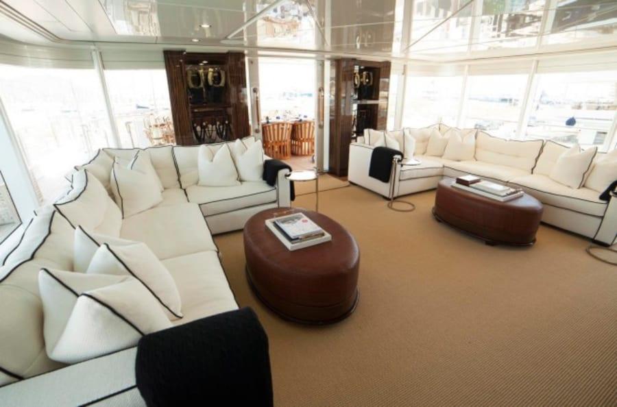 Моторная яхта OCEANA Yacht #17