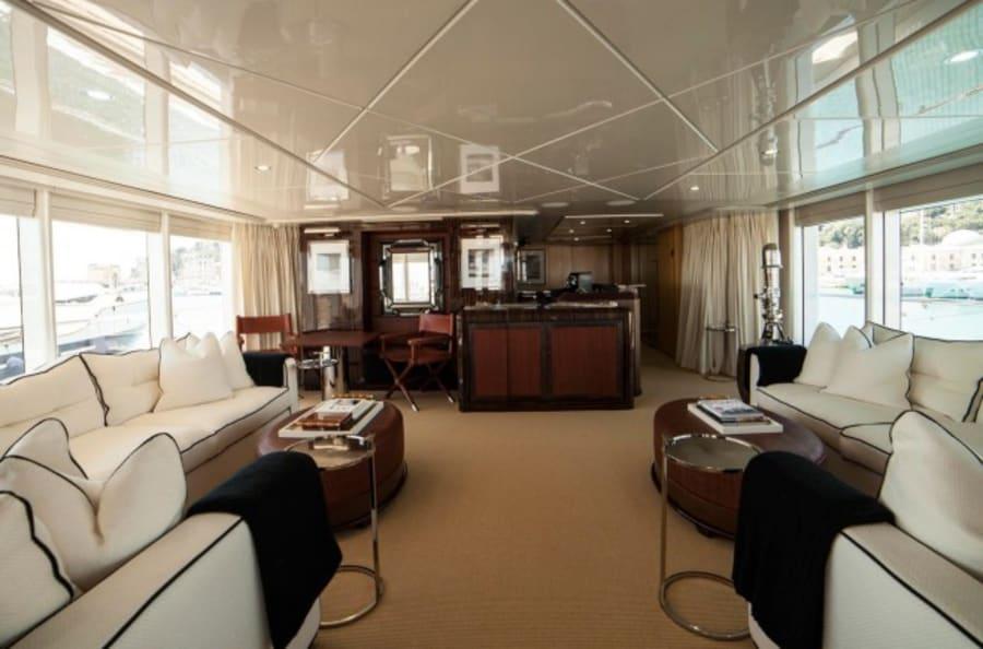 Моторная яхта OCEANA Yacht #19