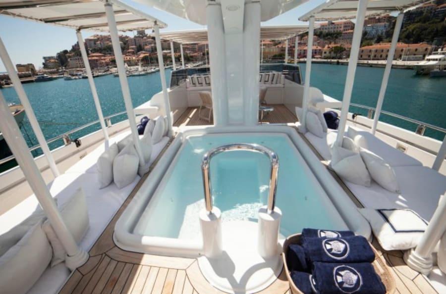 Моторная яхта OCEANA Yacht #24