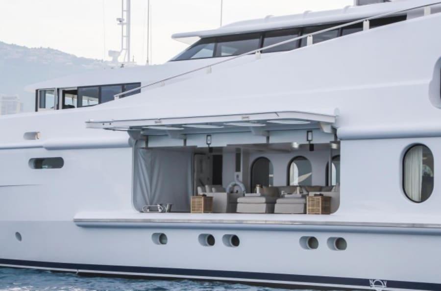 Моторная яхта OCEANA Yacht #7