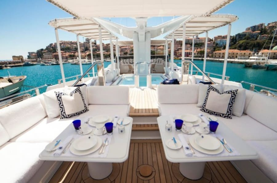 Моторная яхта OCEANA Yacht #3