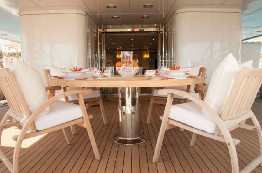 Моторная яхта OCEANA Yacht #21