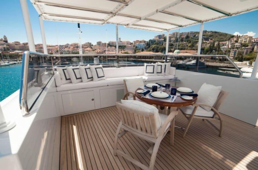 Моторная яхта OCEANA Yacht #22