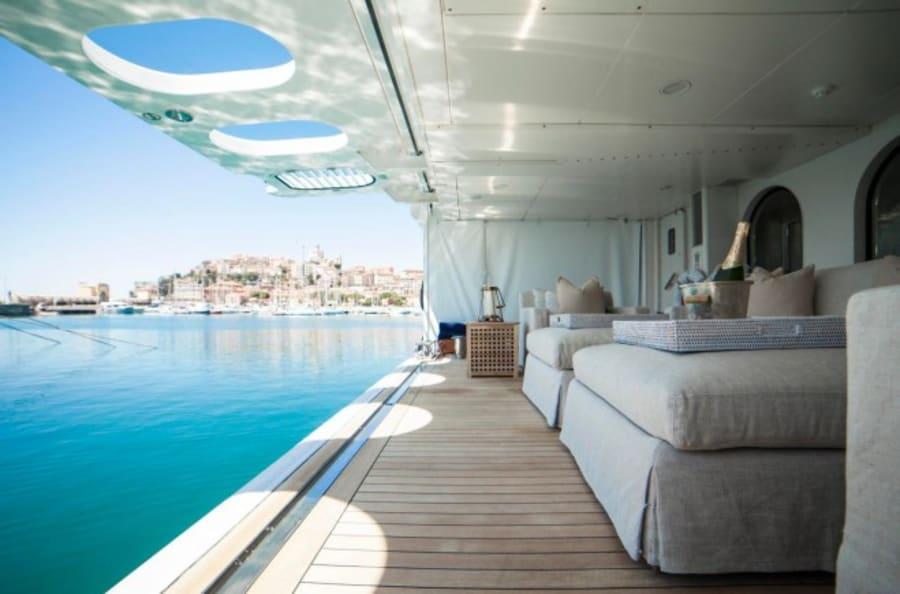 Моторная яхта OCEANA Yacht #26