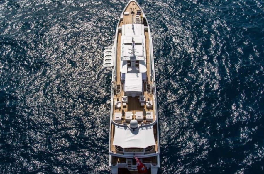 Моторная яхта OCEANA Yacht #25