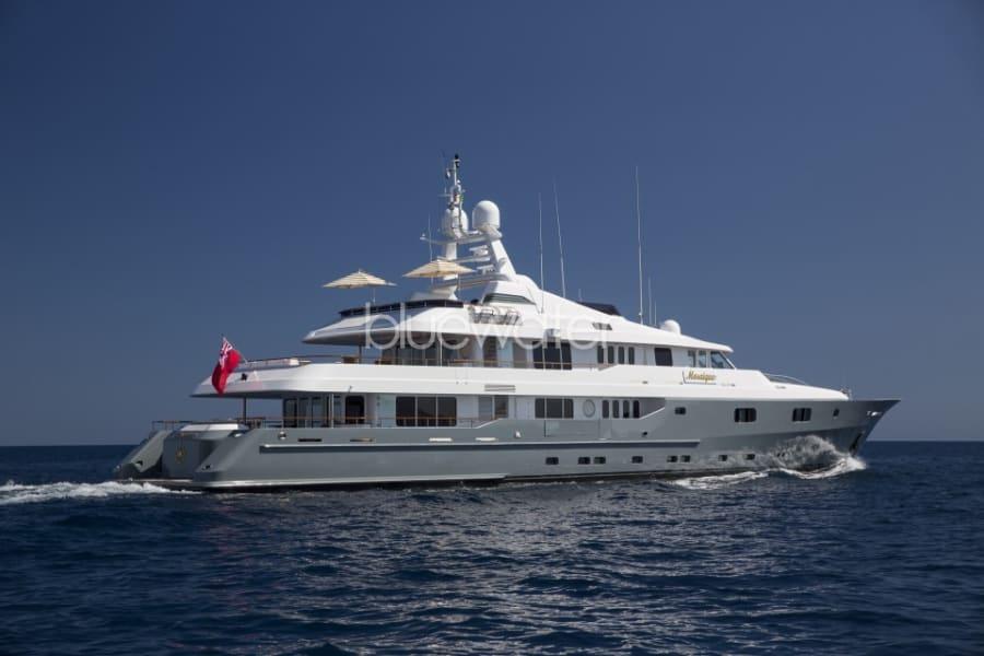 Моторная яхта Mosaique Yacht #3