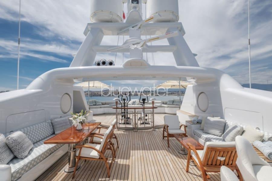 Моторная яхта Mosaique Yacht #8