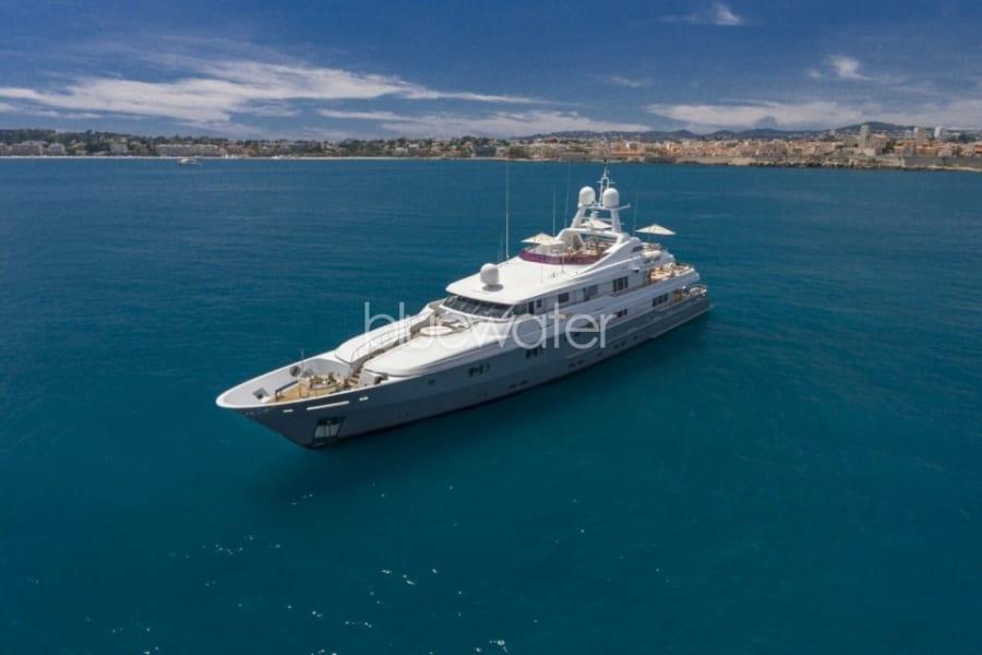 Моторная яхта Mosaique Yacht #4
