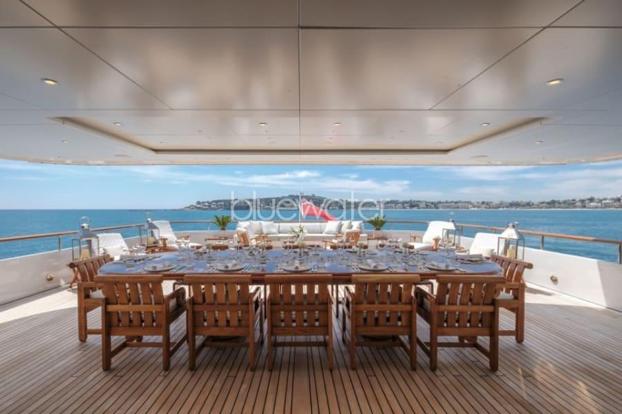 Моторная яхта Mosaique Yacht #11