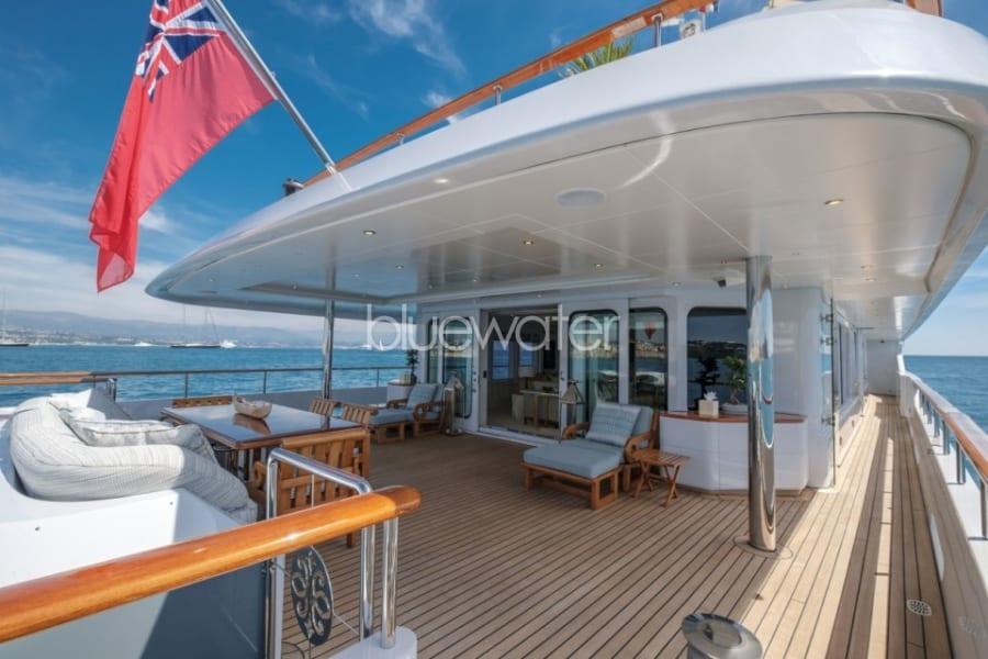 Моторная яхта Mosaique Yacht #12