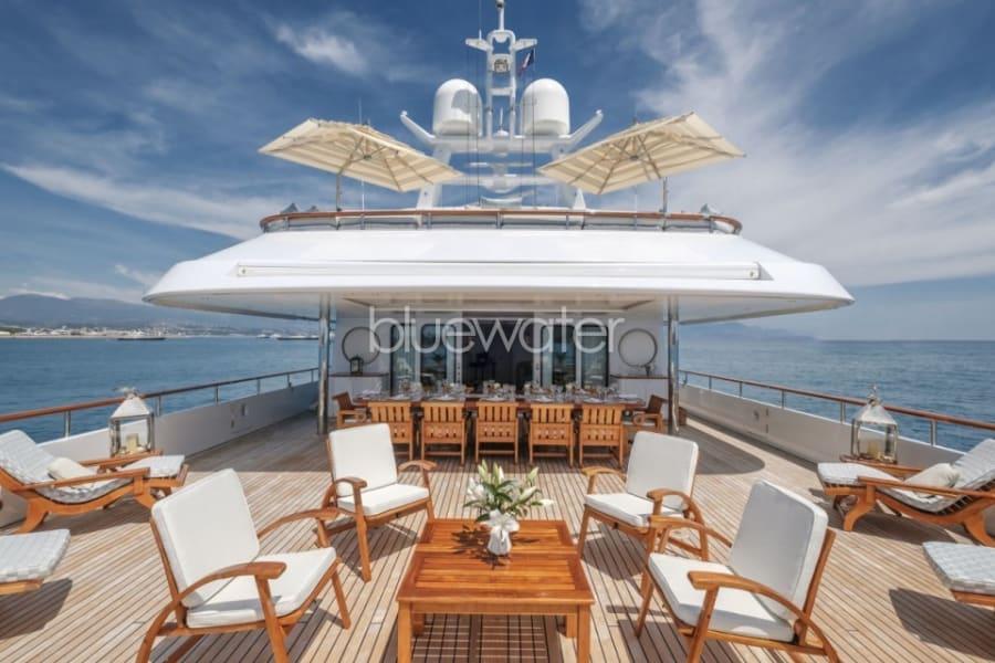 Моторная яхта Mosaique Yacht #13