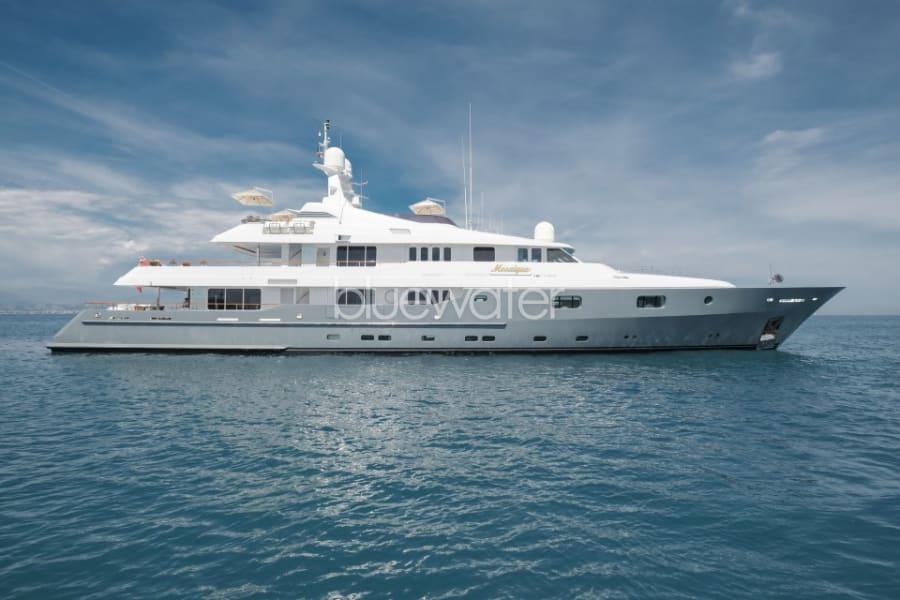 Моторная яхта Mosaique Yacht #2