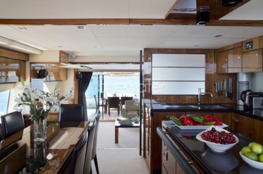 Моторная яхта D5 Yacht #11
