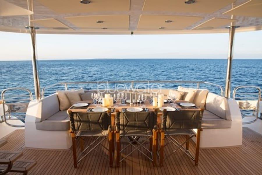 Моторная яхта Play the Game Yacht #10
