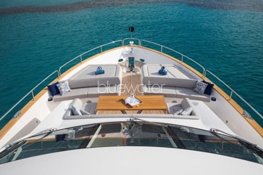 Моторная яхта Play the Game Yacht #11
