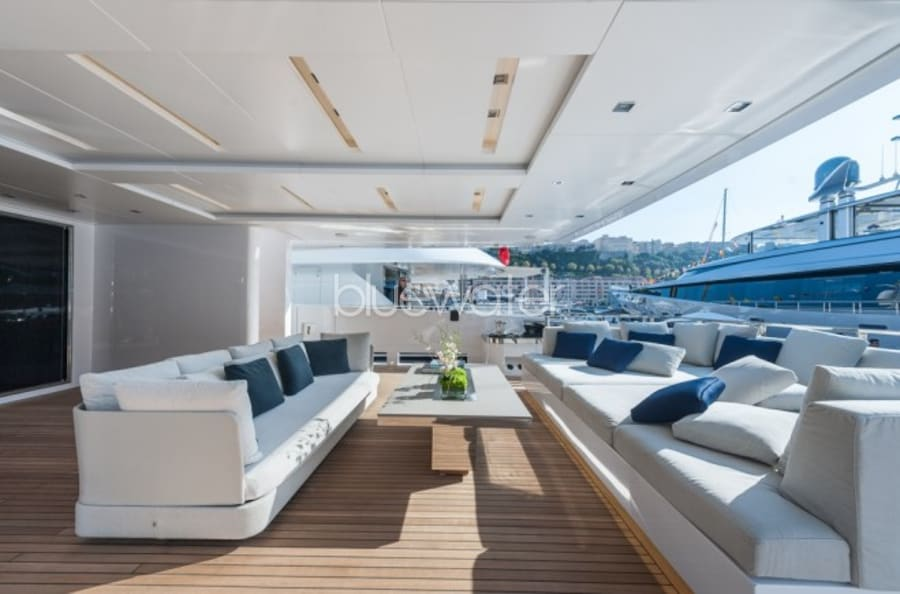 Моторная яхта Entourage Yacht #12