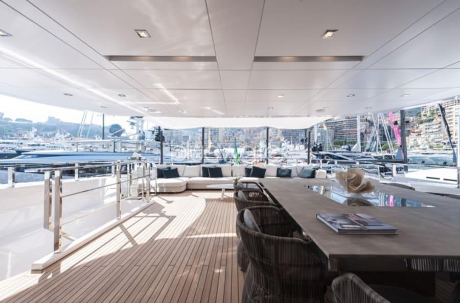 Моторная яхта Entourage Yacht #13