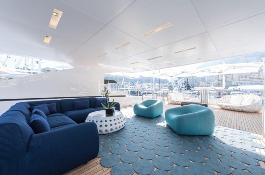 Моторная яхта Entourage Yacht #5