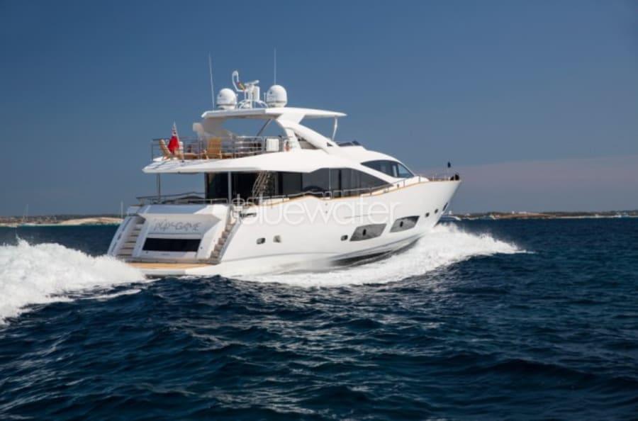 Моторная яхта Play the Game Yacht #5