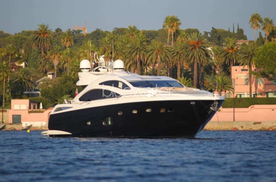 Моторная яхта Firecracker Yacht #4