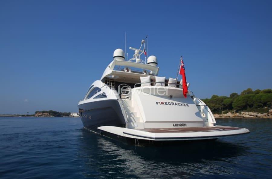 Моторная яхта Firecracker Yacht #3