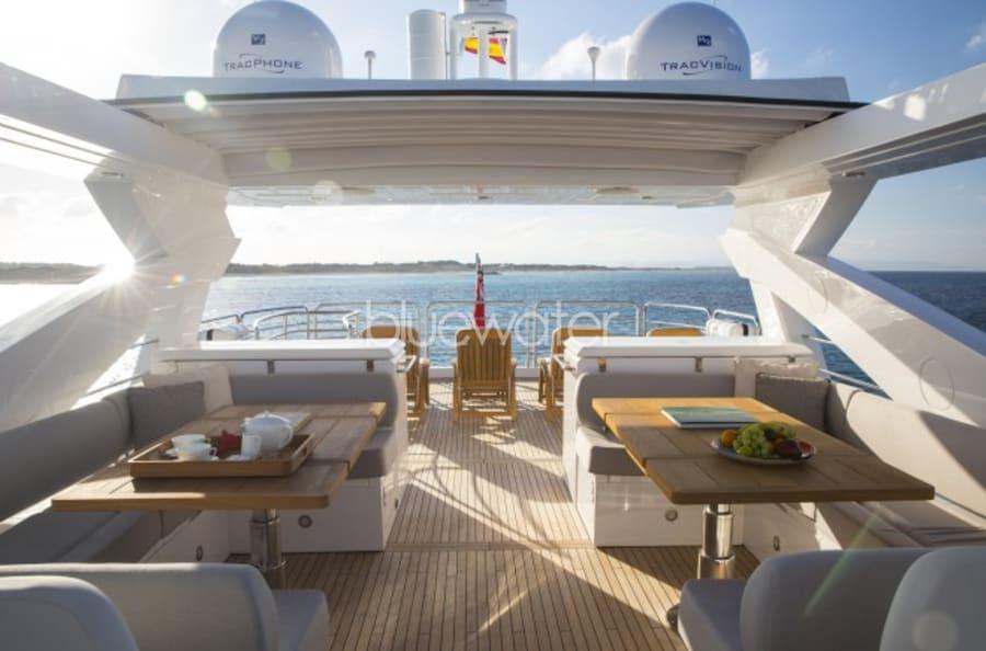 Моторная яхта Play the Game Yacht #16