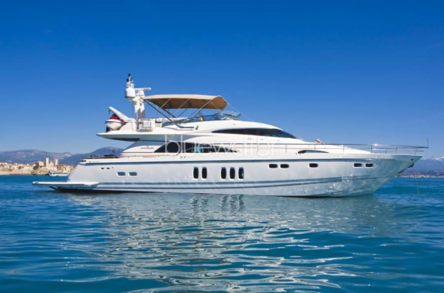 Моторная яхта D5 Yacht #4