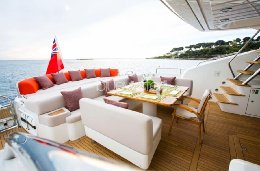 Моторная яхта Firecracker Yacht #6