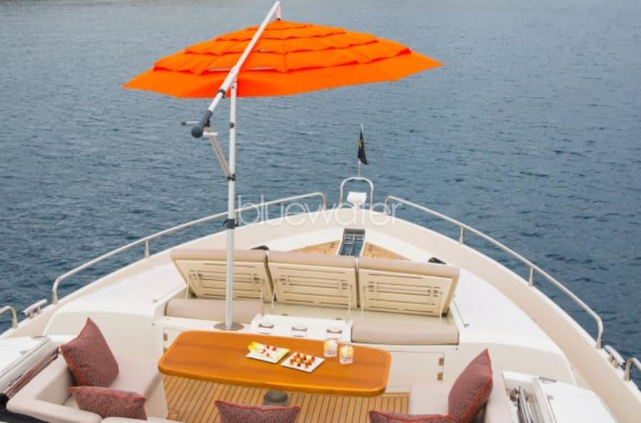 Моторная яхта Firecracker Yacht #9