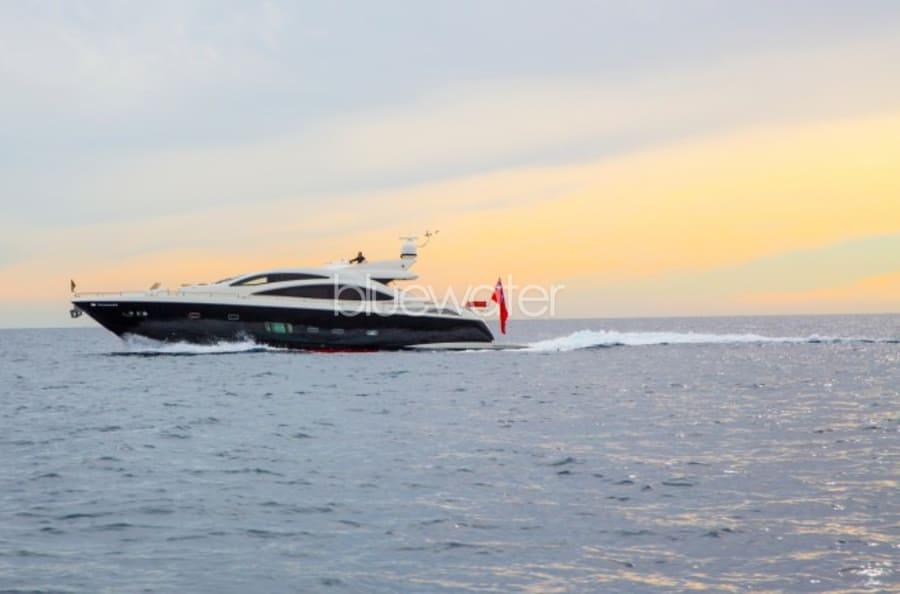 Моторная яхта Firecracker Yacht #2