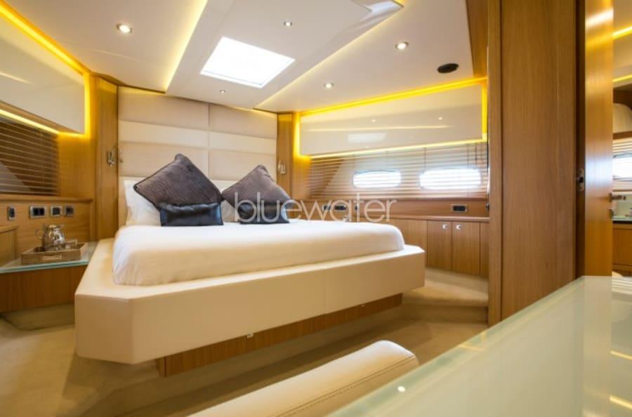 Моторная яхта Firecracker Yacht #17
