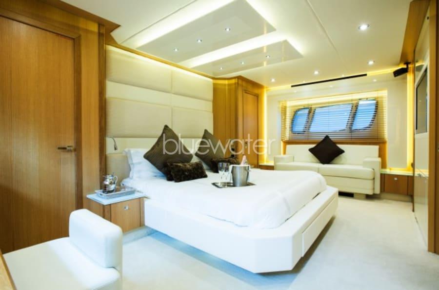 Моторная яхта Firecracker Yacht #14