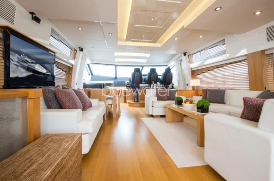 Моторная яхта Firecracker Yacht #11