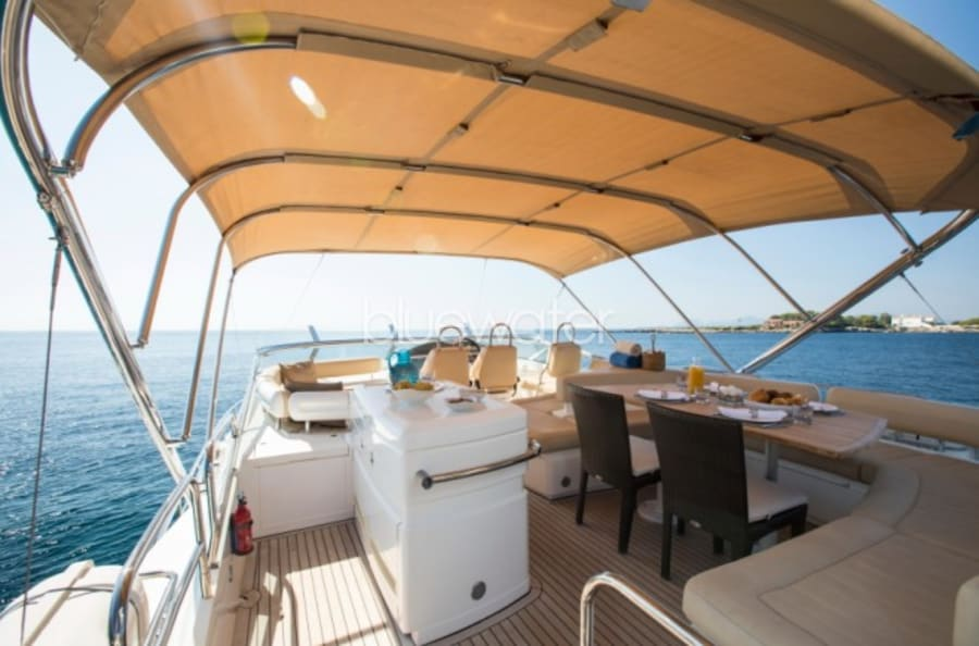 Моторная яхта D5 Yacht #8