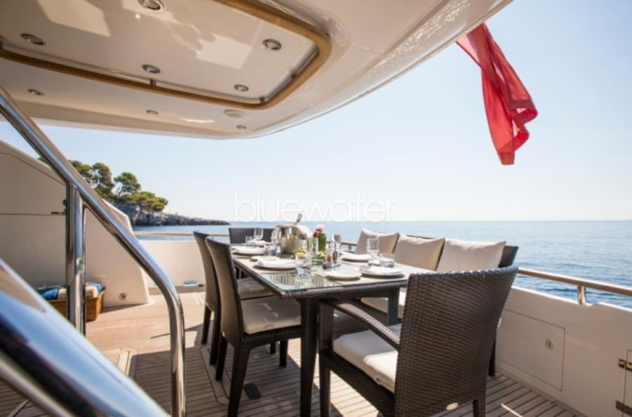 Моторная яхта D5 Yacht #5